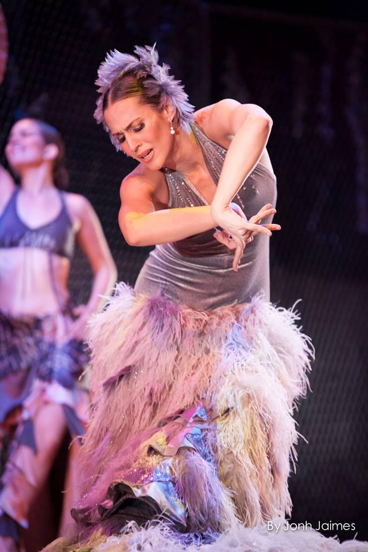 Le spectacle  de Flamenco Entre Mundos ? © photo: courotisie
