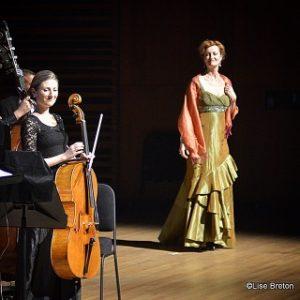 La merveilleuse soprano,Gerda Findeisen