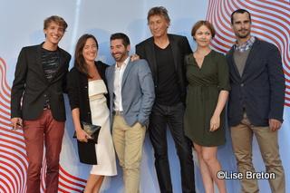 Aliocha Schneider, Pascale Buissières, Guy Édoin (réalisateur), Frédéric Gilles, Stéphanie Labbé, Patrick Hivon