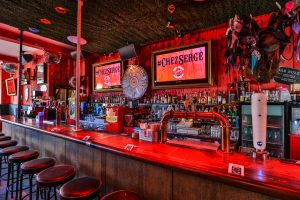 Le Fabuleux bar Chez Serge