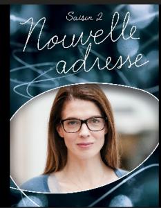 DVD-Nouvelle Adresse avec Macha Grenon ©photo: Radio-Canada