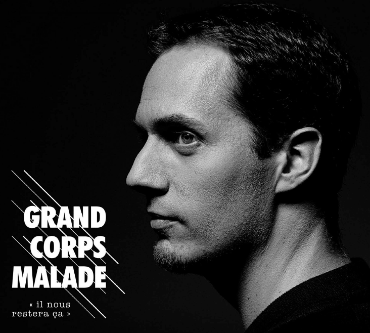 Grand Corps Malade  photo: Julien Mignot