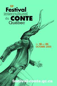 13e édition du Festival interculturel du conte du Québec