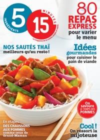 5-15 80 repas express et nos sautés Thaï