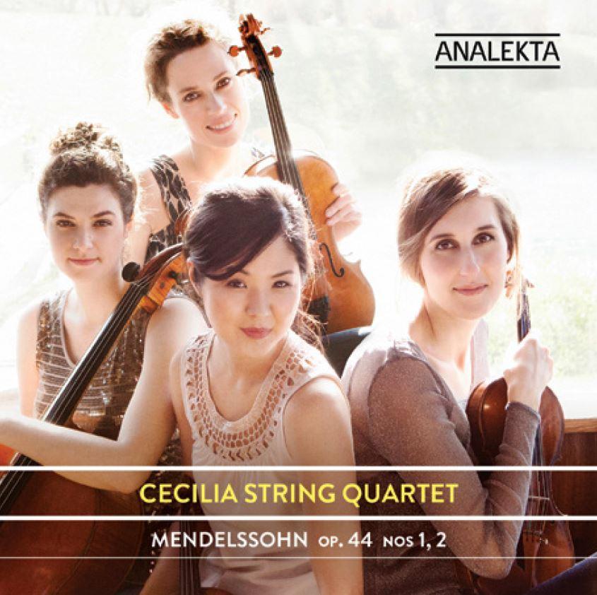 Le Cecilia String Quartet