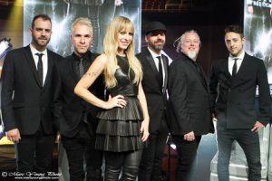 Marie-Mai et ses musiciens ©Marc Young