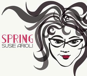 Le nouvel album Spring de  Susie Arioli