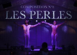 Ève Pressault et Éric Robidoux © Photo Matthew Fournier