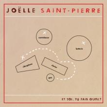 Nouvel album de Joëlle Saint-Pierre