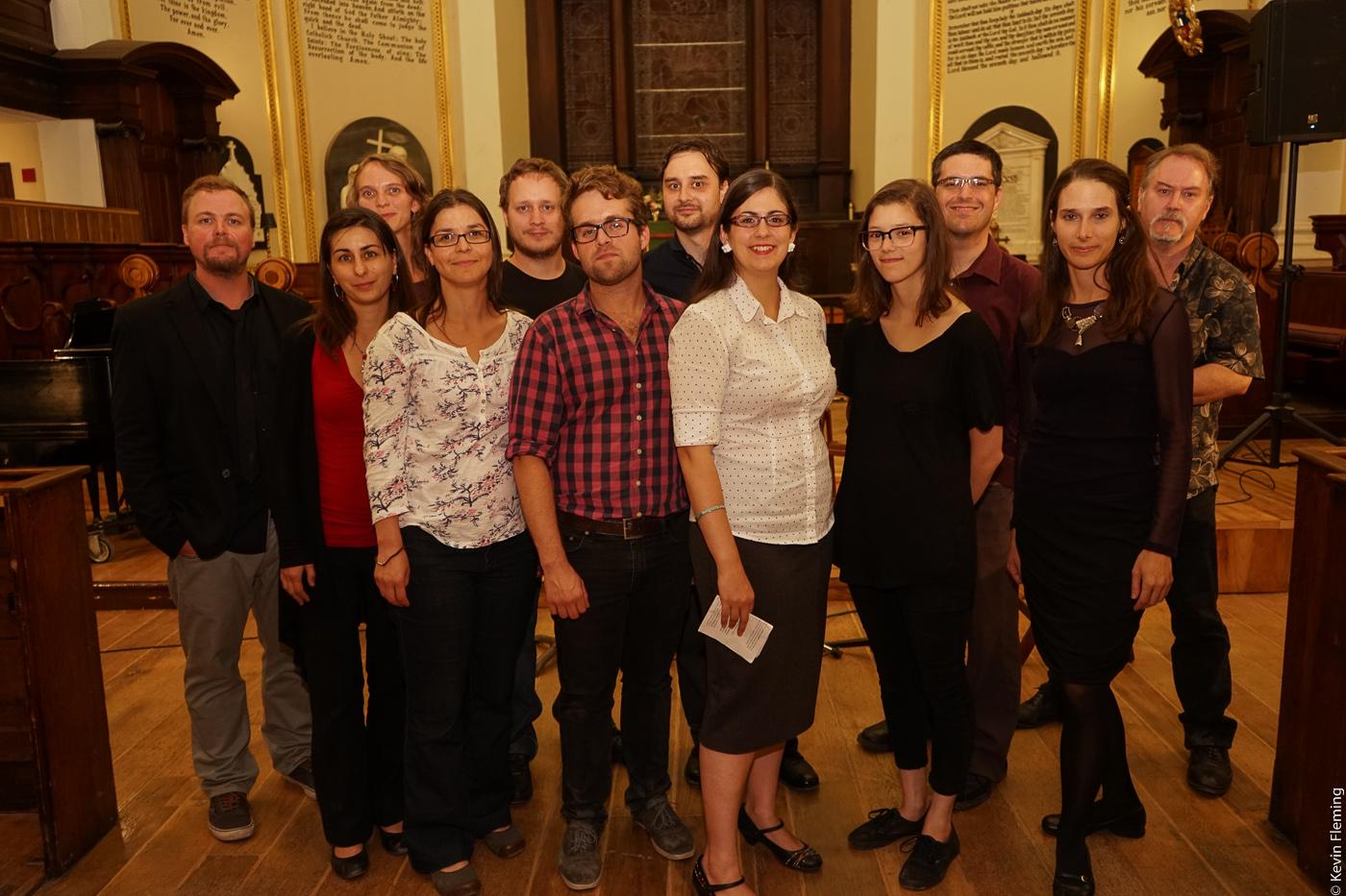 Musique nouvelle à Québec : un lancement de saison inédit! ©photo: Kevin Fleming