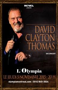 David Clayton-Thomas © photo: courtoisie