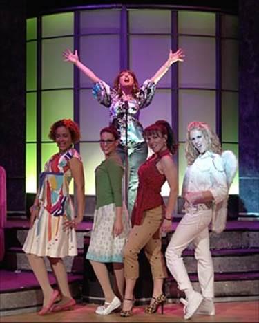 GIRLS NIGHT: THE MUSICAL © photo: courtoisie