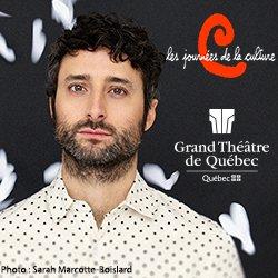 Louis-Jean Cormier © photo: courtoisie