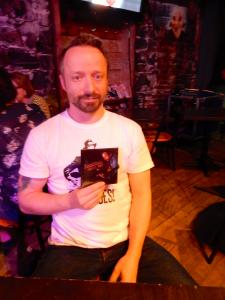 Lancement de l'album Inside Out de Simon Henley