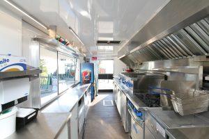 La cuisine intérieure Crédit photo: Marc-Éric Baillargeon
