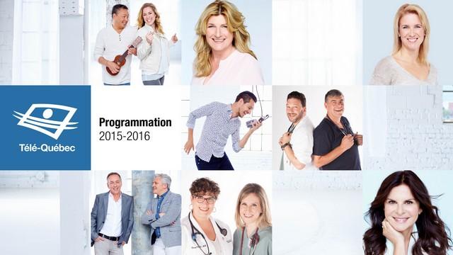 Début de la nouvelle programmation de Télé-Québec