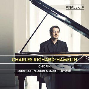 Un nouvel album pour Charles Richard-Hamelin