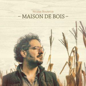 Nicolas Boulerice - Le premier album solo