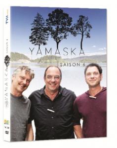 TVA Films - Yamaska saison 6 - DVD