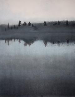 Oeuvre Edwin Bourget © photo: courtoisie