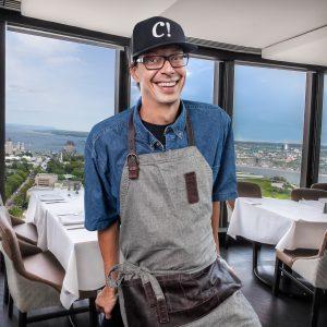 Le chef David Forbes-Ciel © photo: Les Festifs