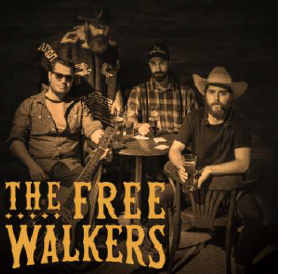 Free Walkers (alternatif/country)