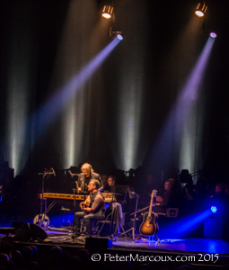Bruno et Guy St-Onge au xylophone