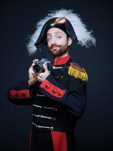 Napoléon voyage © Matthew Fournier