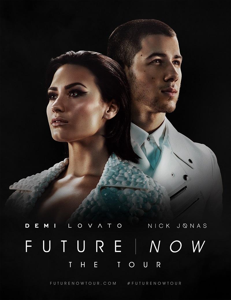 Demi Lovato et Nick Jonas