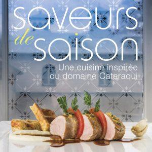 Nouveau livre de cuisine – SAVEURS DE SAISON