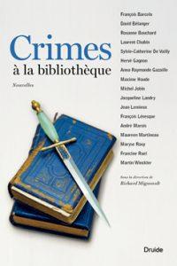 Crimes à la bibliothèque © photo : courtoisie