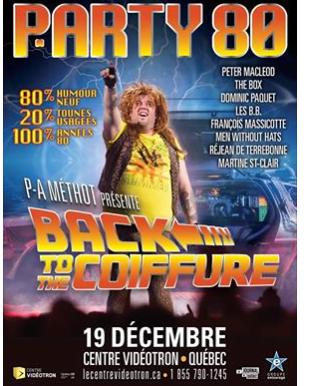 P-A Méthot : Le P-Arty 80