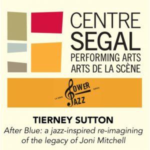 Tierney Sutton au Centre Segal