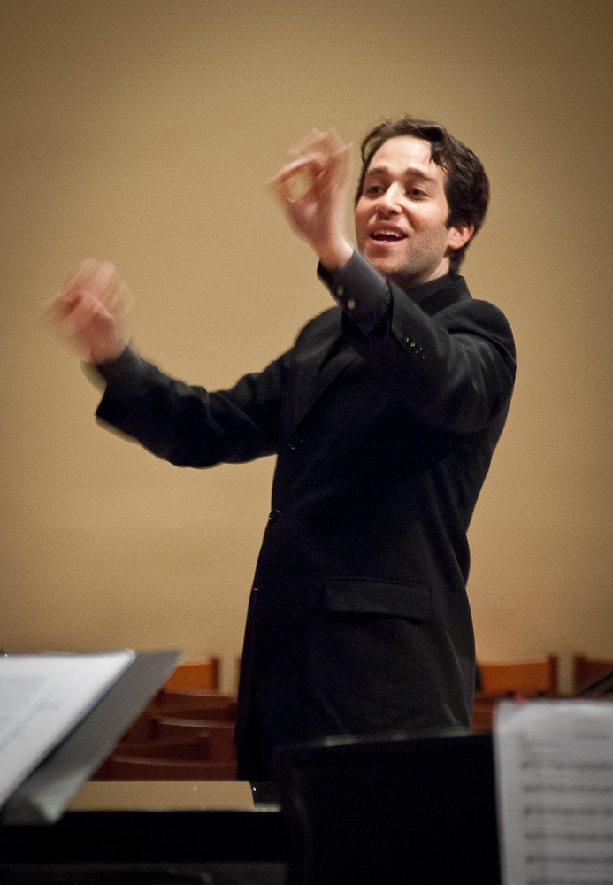 Steven Fox, chef d'orchestre