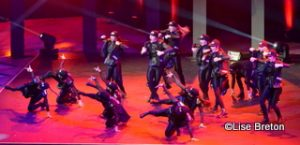La troupe Hi.Skop de Districk Mao