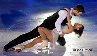 Meagan Duhamel /Éric Radford (champion du monde en couple 2015)