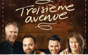 Le groupe de musique 'Troisième avenue'