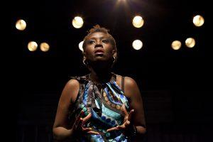 Bibish, Gisèle Kayembe photo David Ospina
