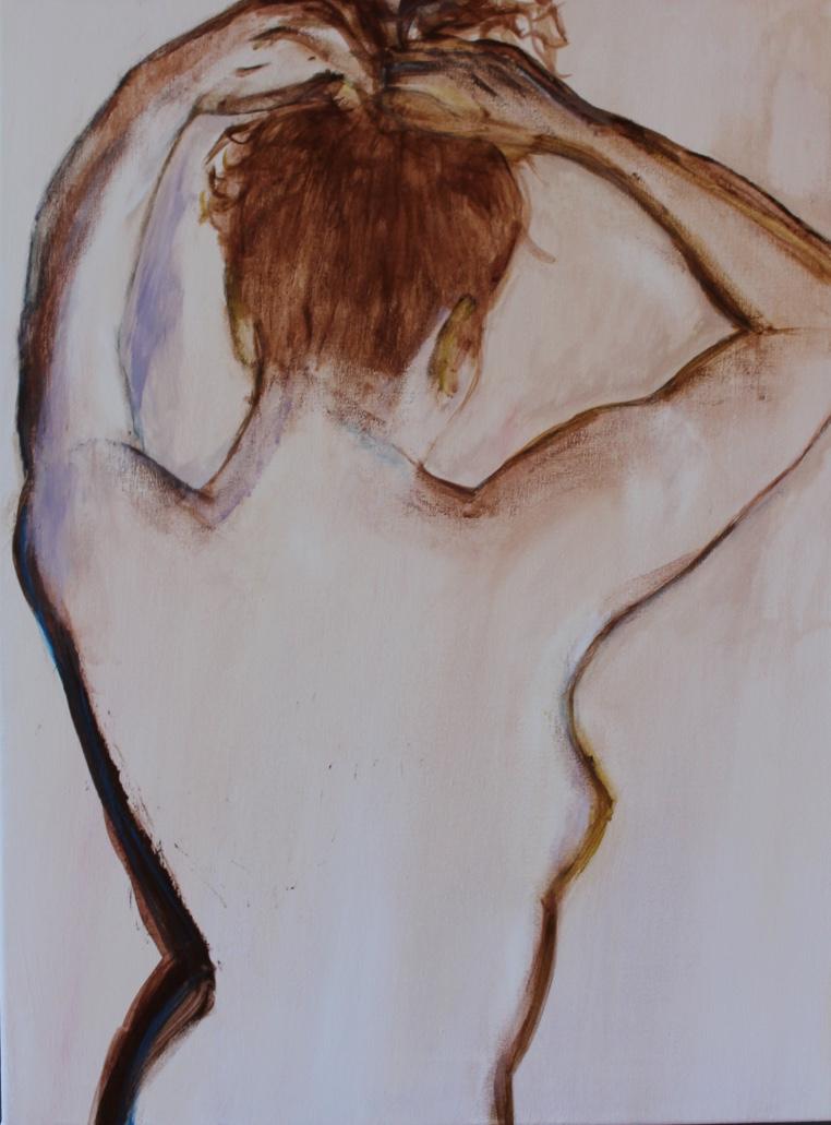 Oeuvre de Marie-Andrée La Salle © photo: courtoisie