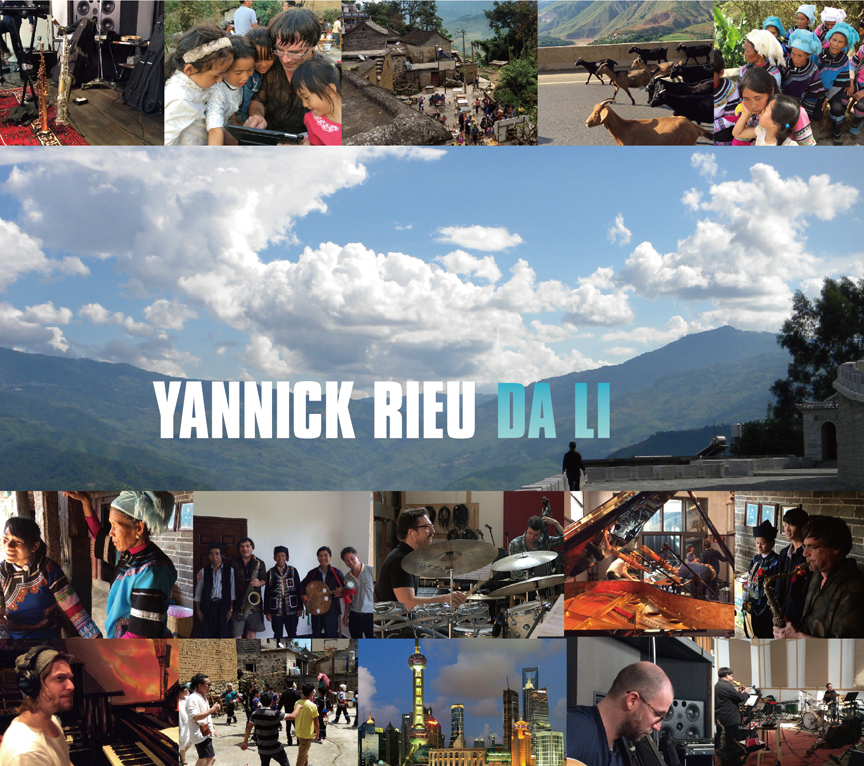 DA LI le dernier cd de Yannick Rieu