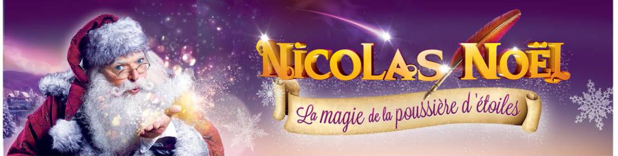 Nicolas Noël, La magie de la poussière d'étoiles