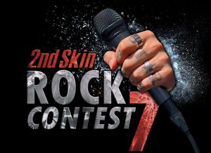 2ndSkin Rock Contest