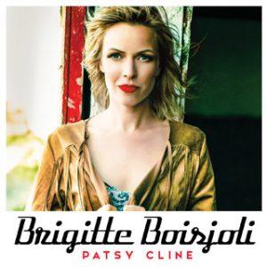 Le nouvel album de Brigitte Boisjoli-Patsy Cline