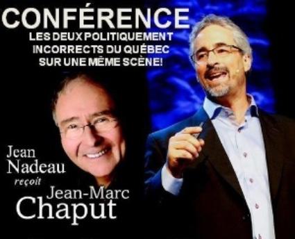 Jean-Marc Chaput, Jean Nadeau