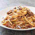 Sauce spaghettis aux champignons