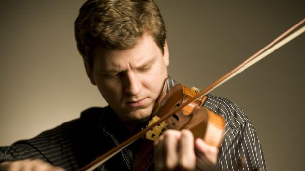 James Ehnes, violoniste