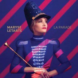 Nouvel album de Noël de Maryse Letarte: La Parade