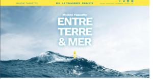 Mylène Paquet- Entre Terre et Mer