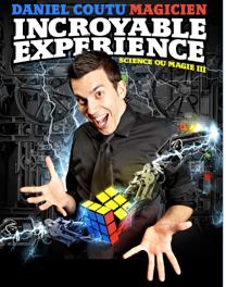 Le magicien et animateur Daniel Coutu