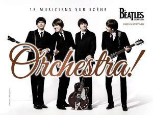 Le Beatles Story Band présente ORCHESTRA